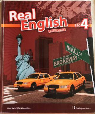 Real English Students book