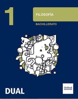Libro filosofia 1 bachillerato Oxford