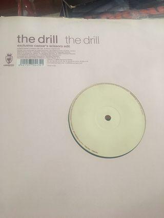 Vinilo the drill