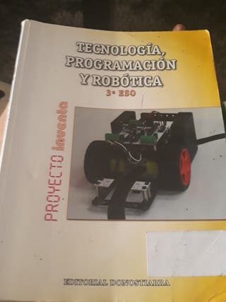 Tecnología y robótica proy inventa ed donostiarra