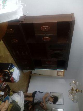mueble de salon vintage