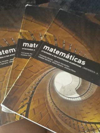 matemáticas académicas 3 eso savia editorial sm