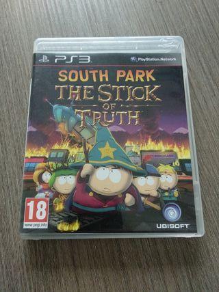 South Park y la vara de la verdad