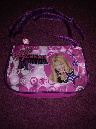 Bolsos infantiles Hannah Montana y Tarta de Fresa
