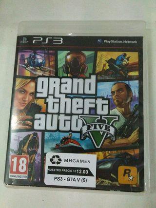 PS3 - GTA V (5)