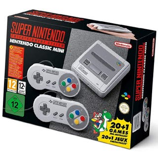 Consola retro snes mini