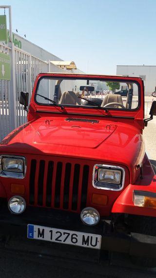 Jeep Jeep Wrangler 2500