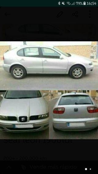 Seat Leon 2002 TDI 90 CV como nuevo!