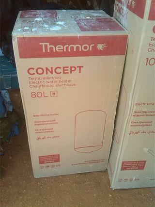 termo o calentador electrico a estrenar .80 litros