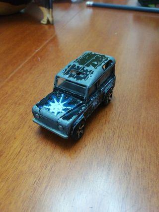 majorette land rover star patrol