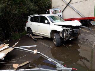 Toyota Rav4 2012 executive 4x4 accidentado