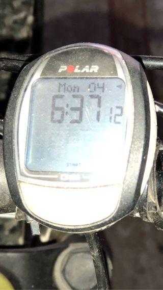 Polar speed