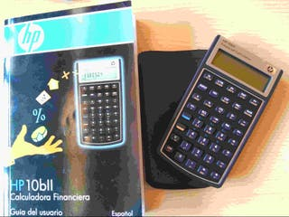 calculadora financera HP
