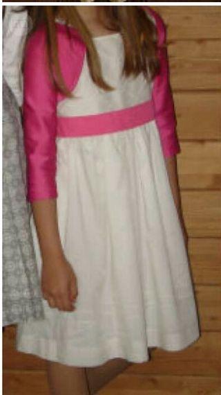 Vestido niña de ceremonia o de fiesta