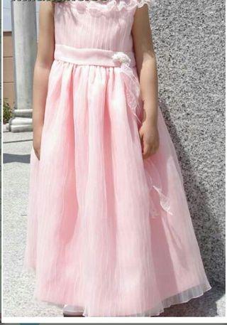 Vestido de niña de ceremonia