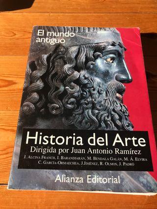 H. Del arte - mundo antiguo