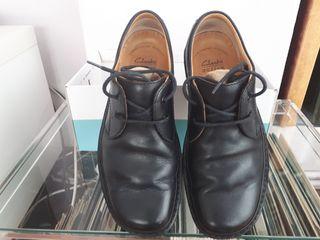 Segunda Zapatos Clarks Mano 10 Por Caballero De 8PPxt6A