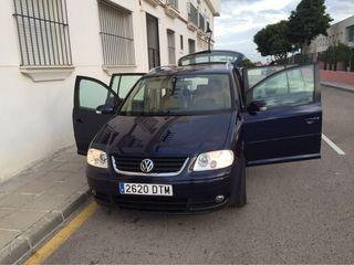 Volkswagen Touran- 1.9 TDI DSG automático - 105 cv