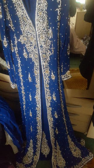 Blue Wedding/Party Dress