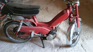 ciclomotor moto antigua