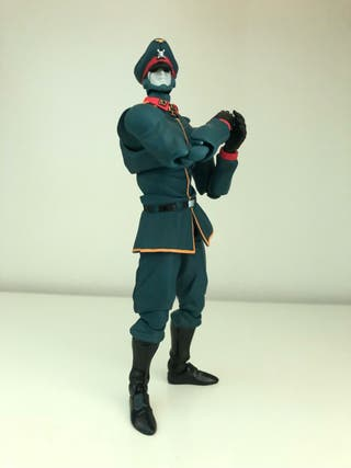 Brocken Jr Sh Figuarts Kinnikuman Tamashii Nations
