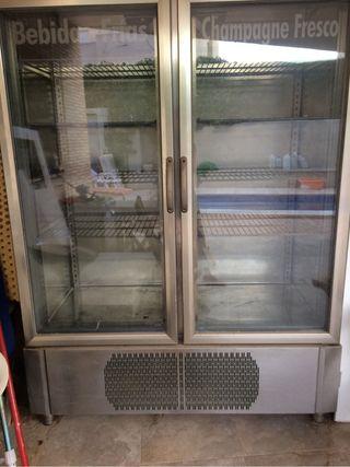 Nevera refrigerador hosteleria