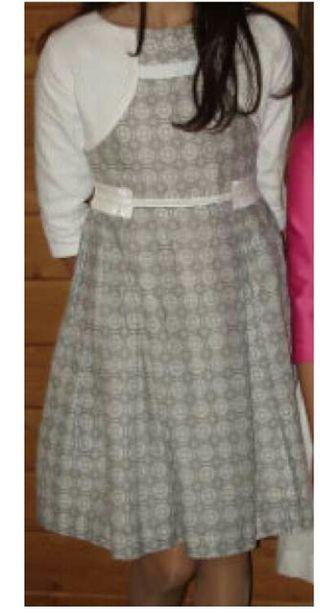 Vestido de niña de ceremonia o de fiesta