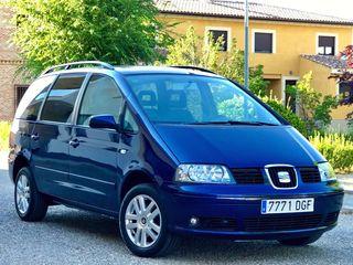 Seat Alhambra 1.9 TDI 130cv 6 velocidades - 2005