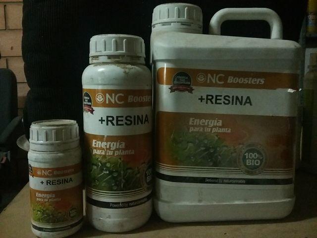fertilitzante naturcannabis +RESINA