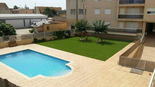 apartment with pool near the beach - costa daurada