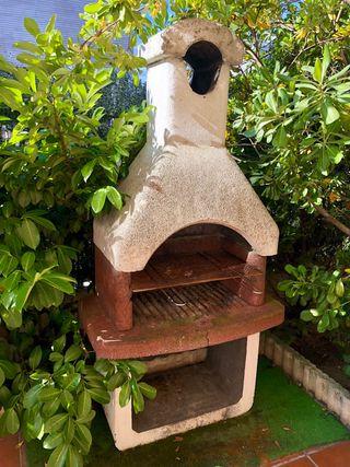 Barbacoa de jardín de segunda mano en Madrid - wallapop