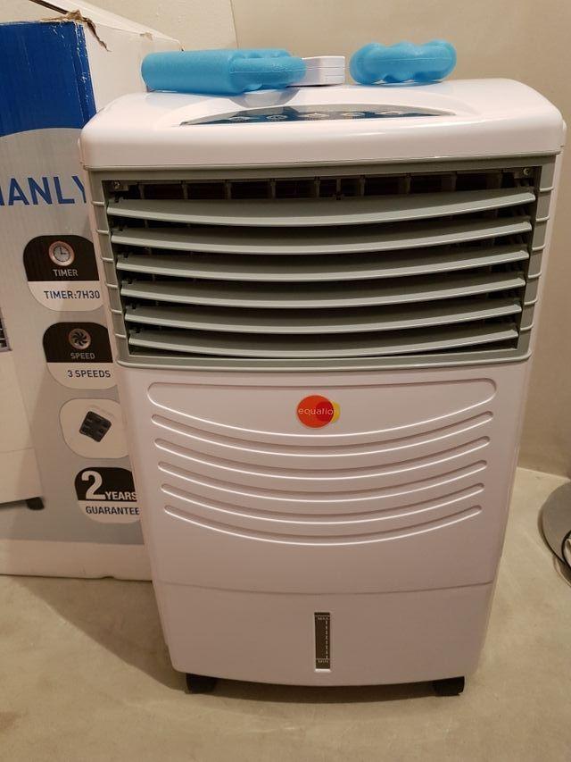 Enfriador de aire (estilo aire acondicionado)