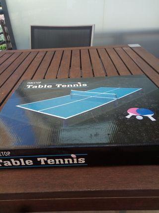 Juego Ping Pong.Para colocar en mesa.
