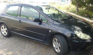 Peugeot 307 2.0 gasolina 2003