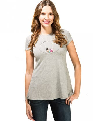 Camiseta lactancia Baobabs M