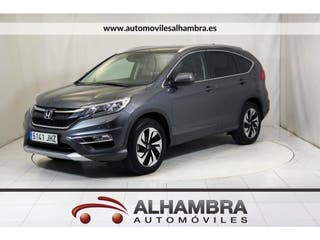 Honda CR-V 1.6 I-DTEC EXECUTIVE 4X4 AUTO 5P
