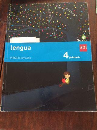 Savia SM 4 primaria Lengua