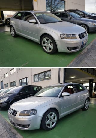 Audi A3 2.0 140cv
