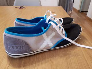 zapatillas de verano Munich, talla 42