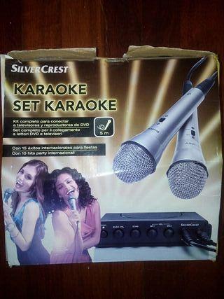 Karaoke de segunda mano en la provincia de Cantabria en WALLAPOP