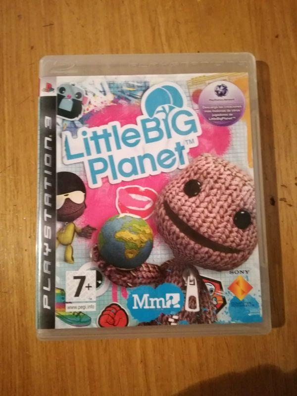 Little Big Planet Ps3 De Segunda Mano Por 5 En Mollerussa En