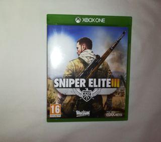 Sniper Elite III Con envío gratis