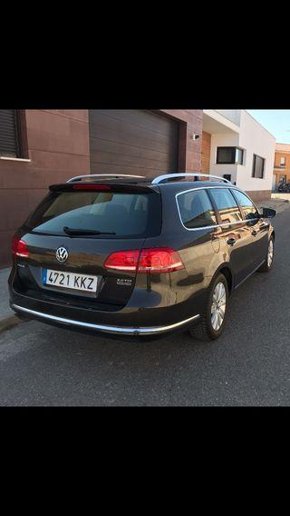Volkswagen passat Familiar 2012
