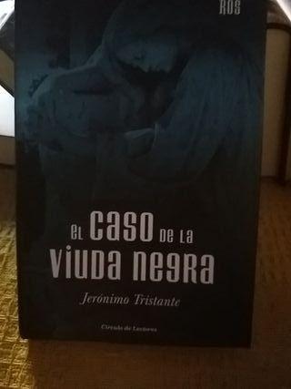 El caso de la viuda negra Jerónimo tristante