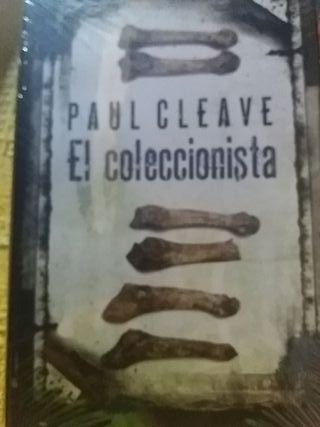 El coleccionista Paul cleave
