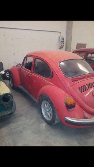 W escarabajo