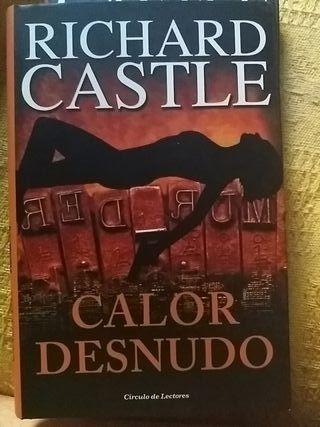 Richard castle calor desnudo