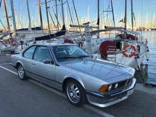 BMW Serie 6 1986 manual de Colecionista estado 2