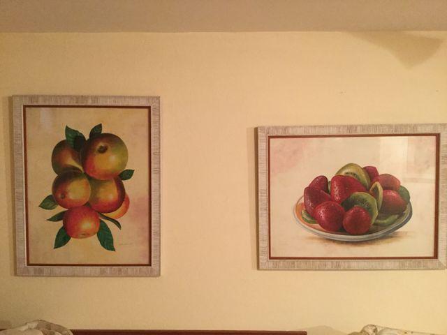 Cuadros Decorativos De Frutas