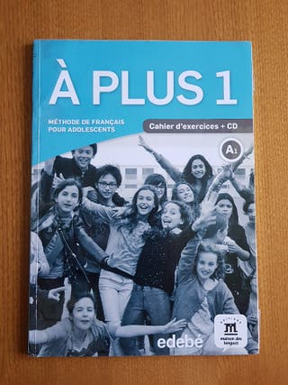 À Plus Cahier d'exercices + CD 1 ESO